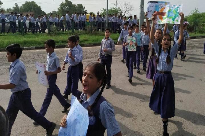 Govt Model High School-Others rally