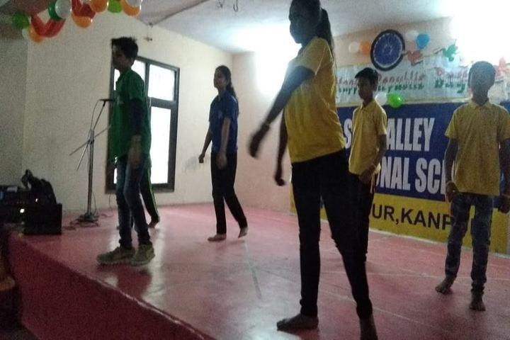 Sky Valley International School-Dance Performance
