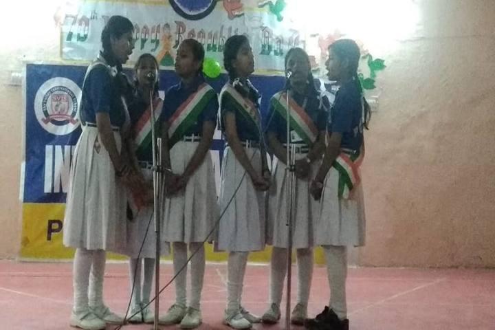 Sky Valley International School-Group song