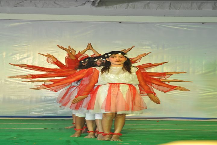 Smart Indian Model School-Annual Day