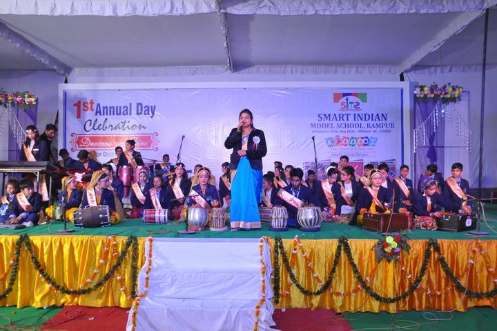 Smart Indian Model School-School Orchestra
