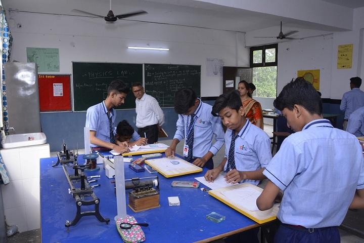Smart Indian Model School-Physics Lab