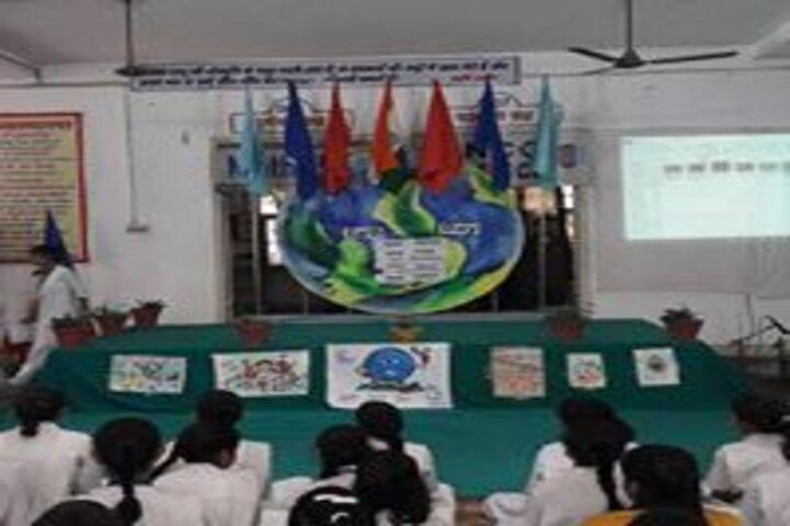 Smt Brahma Devi Saraswati Balika Vidya Mandir-Earth Day