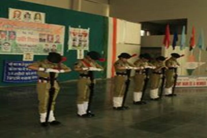 Smt Brahma Devi Saraswati Balika Vidya Mandir-NCC