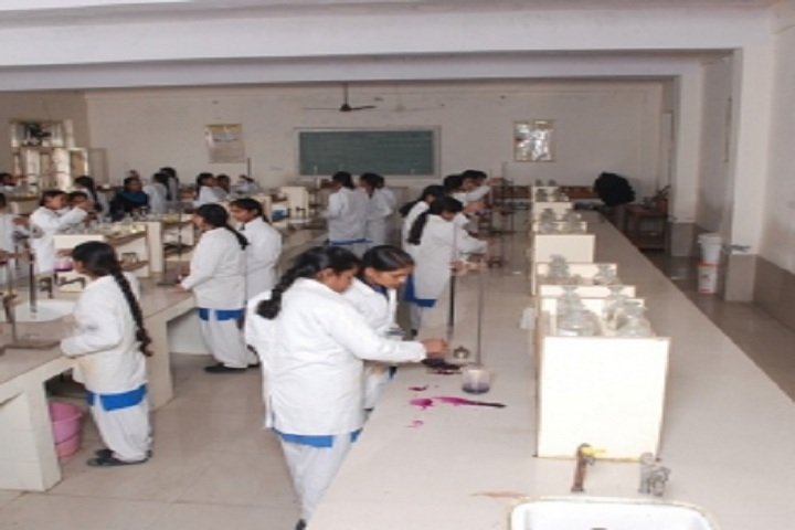 Smt Brahma Devi Saraswati Balika Vidya Mandir-Chemistry Lab