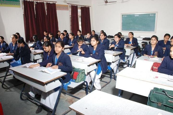 Smt Brahma Devi Saraswati Balika Vidya Mandir-Classroom