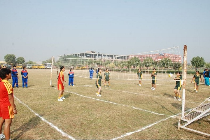 Smt Brahma Devi Saraswati Balika Vidya Mandir-Sports
