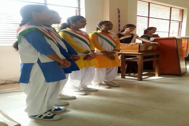 Smt. Kamla Agarwal Girls Public School-Independence Day
