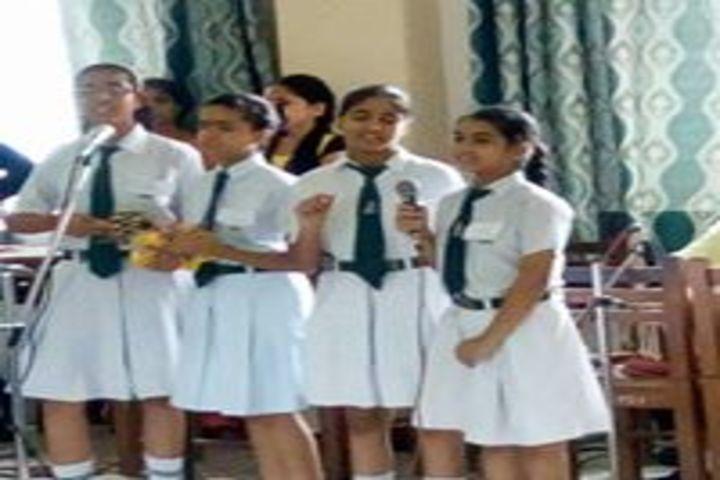 Smt. Kamla Agarwal Girls Public School-Singing