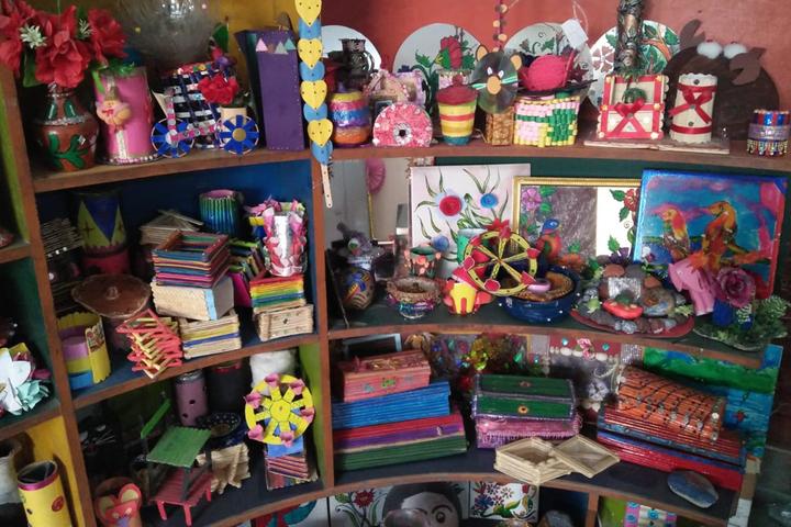 Smt. Kamla Agarwal Public School- Art and Craft