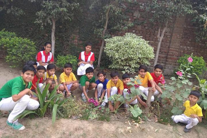 Smt. Kamla Agarwal Public School-Plantation
