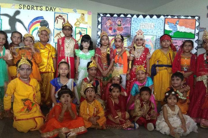 Smt. Kamla Agarwal Public School-Janamastami