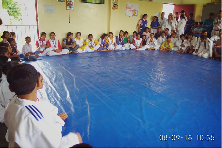 Smt. Kamla Agarwal Public School-Scouts and Guides