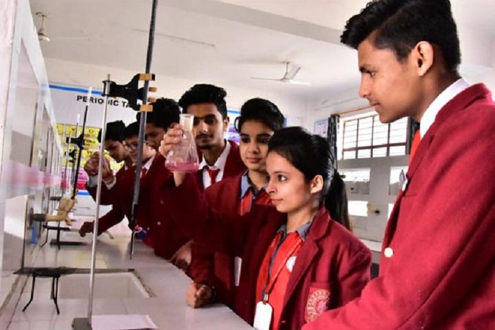 Smt. Kamla Agarwal Public School-Chemistry Lab