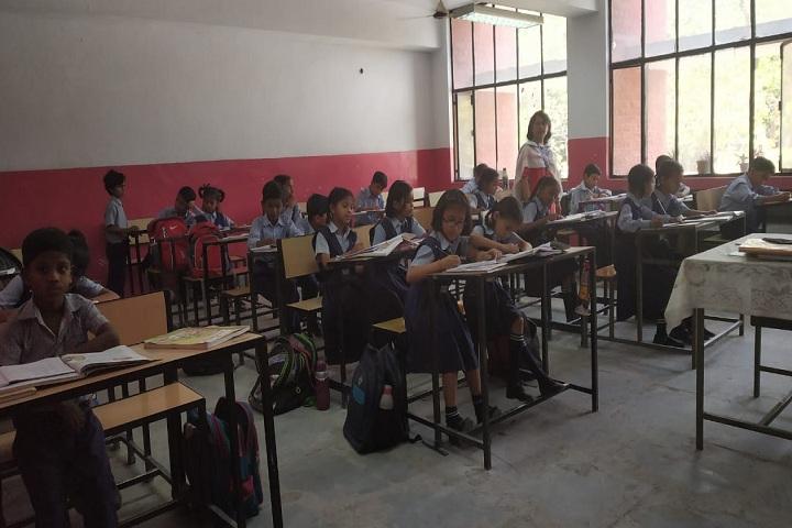 Govt Model High School-Classroom view