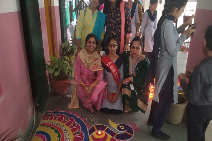 Govt Model High School-Events diwali