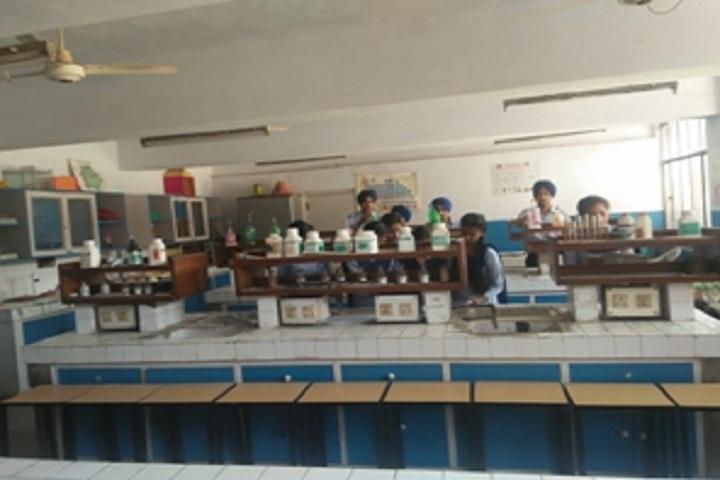 Govt Model High School-Laboratory