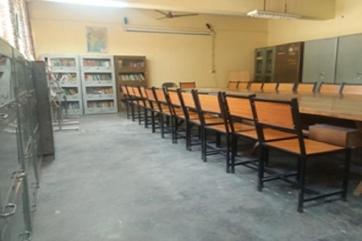 Govt Model High School-Library