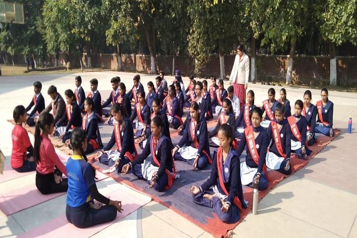 Govt Model High School-Others yoga