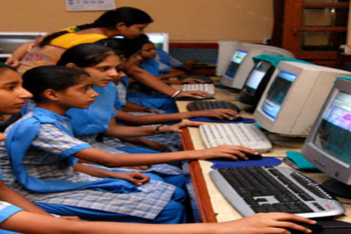 Sophia Girls High School English Medium-Computer Lab