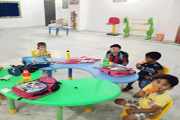 Souvanns Millennium Public School-Classroom