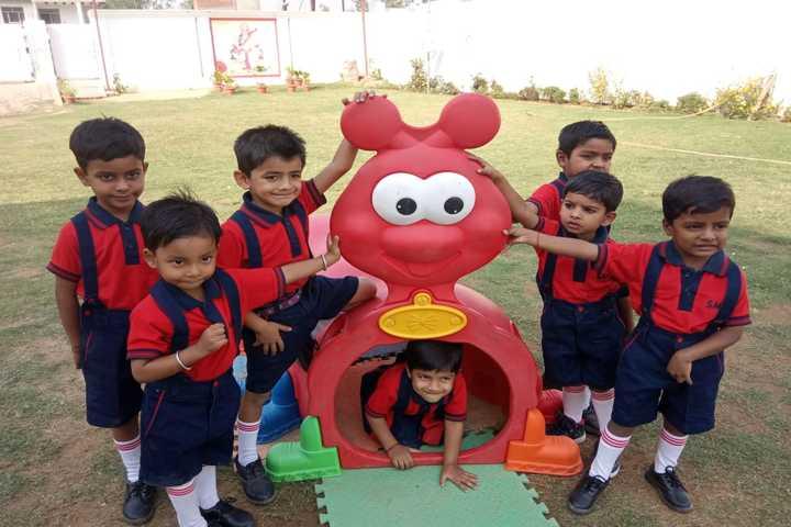 Souvanns Millennium Public School-Play Area
