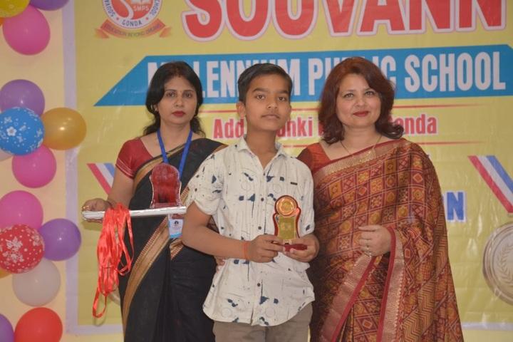 Souvanns Millennium Public School-Prize Distribution