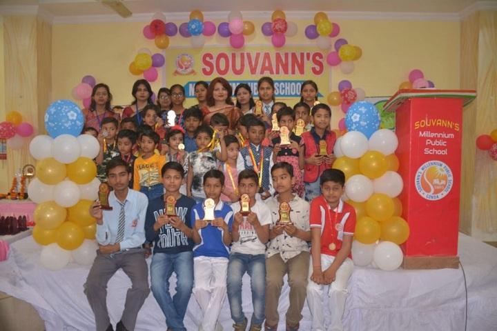 Souvanns Millennium Public School-Achivements