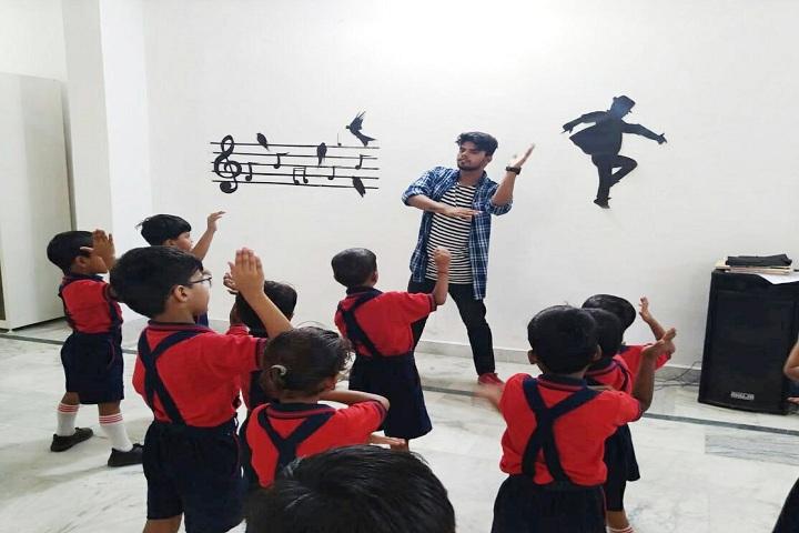 Souvanns Millennium Public School-Dance