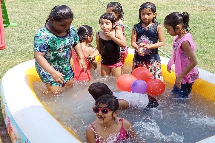 Souvanns Millennium Public School-Splash Pool
