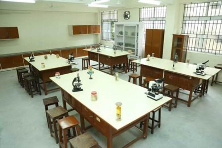 Spring Bell School-Biology Lab