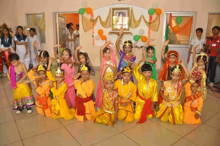 Spring Bell School-Janamastami Celebrations