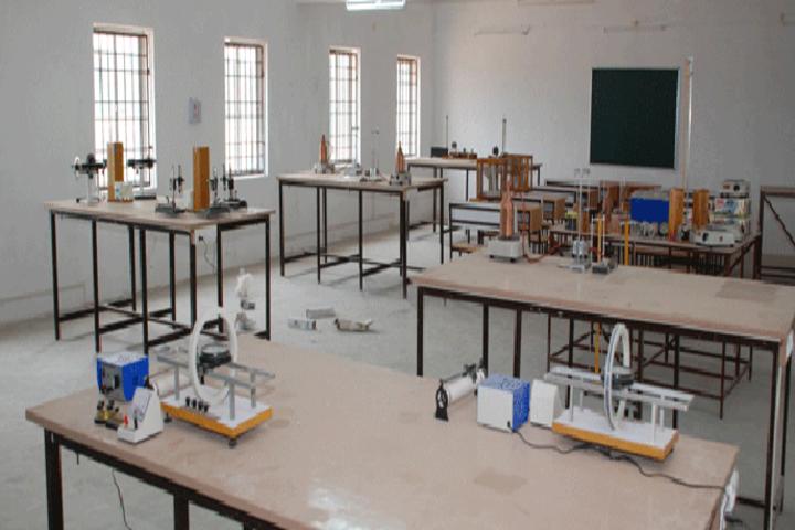Spring Bell School-Physics Lab