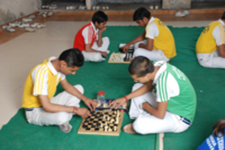 Spring Dales Public School-Chess Competition