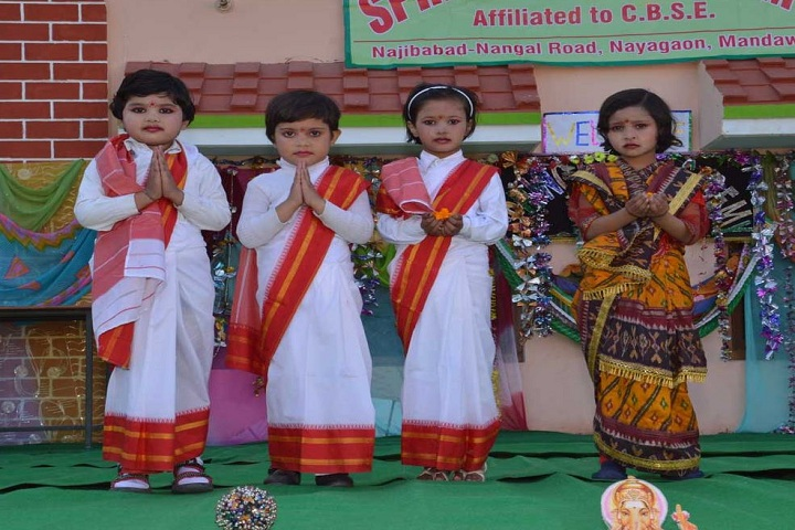 Spring Field Academy-Cultural Activities