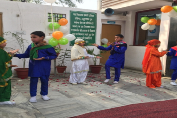 Springdale Modern Public School- Republic Day