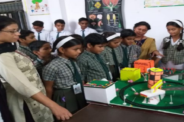 Springdale Modern Public School- Science Exhibition