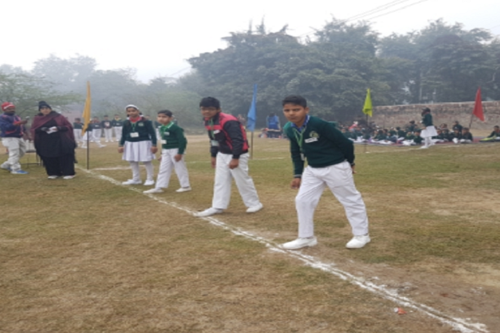 Springdale Modern Public School- Sports Day