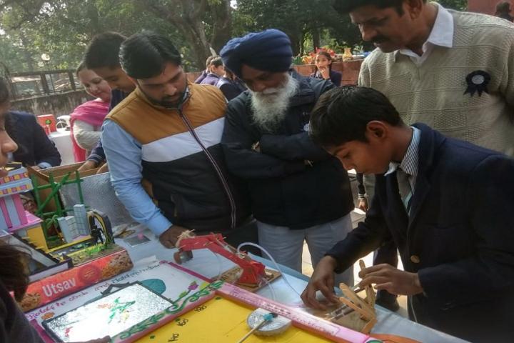 Govt Model High School-Others exhibition
