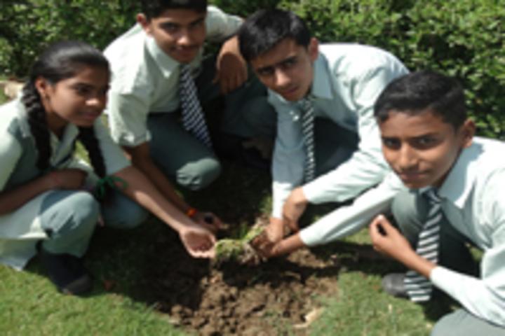 Srbs International School-Earth Day