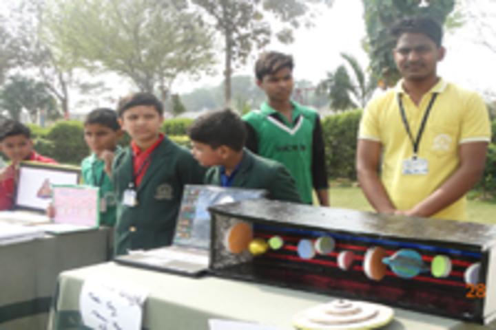 SRBS International School Exhibition