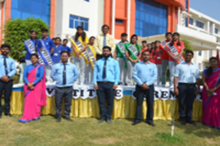 SRBS International School-Investiture Ceremony