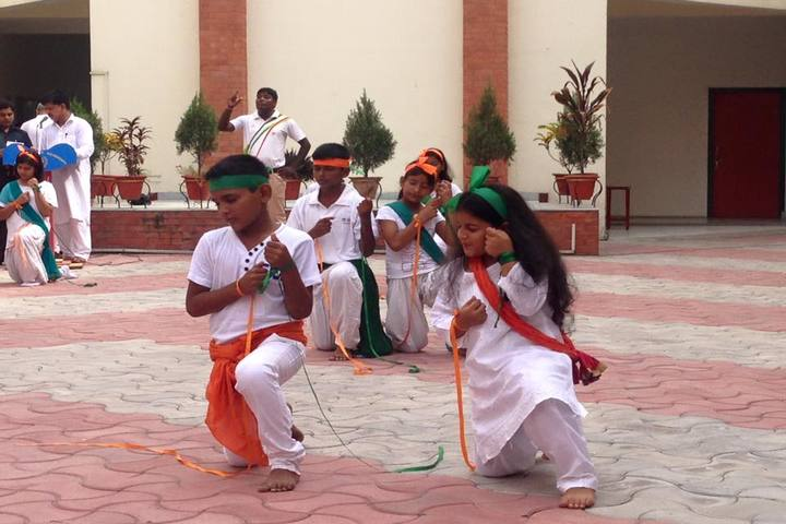 Sri Krishna Academy-Independence Day