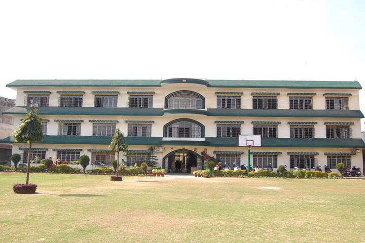 SS Children Academy Girls School-Campus