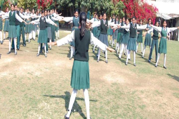 SS Children Academy Girls School-Physical Training