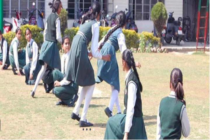 SS Children Academy Girls School-Sports