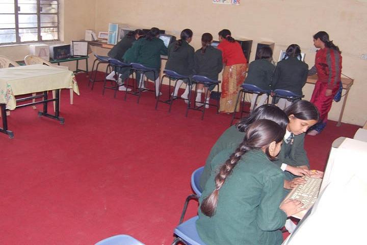SS Children Academy Girls School-IT Lab