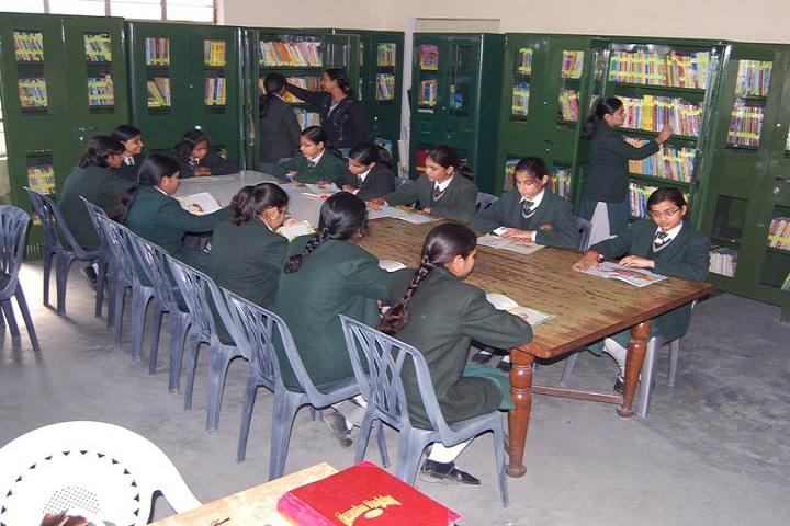SS Children Academy Girls School-Library