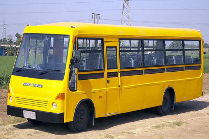 SS Children Academy Girls School-Transport