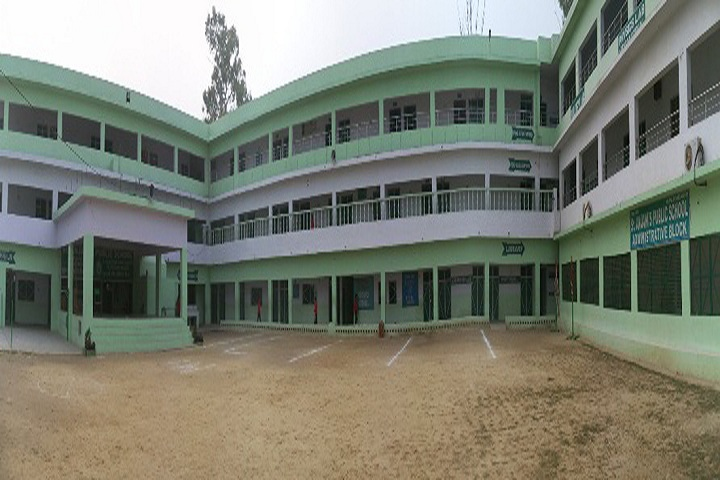 St Anjani s Public School-Campus View